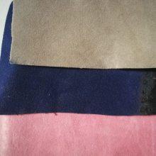 库存植绒材料库存植绒鞋材 库存处理劳保手套植绒材料电焊手套植绒布料