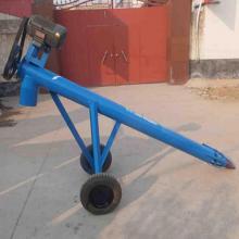 垂直式加料机批发无缝钢管螺旋提升机