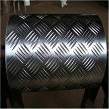 五条筋花纹铝板 6060防滑板