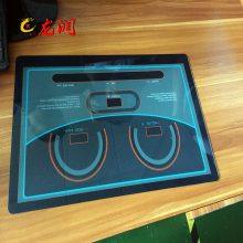 塑料开关面板打印机 插座面板高清图案uv平板打印机厂家直销