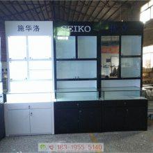 广西南宁玻璃展示柜台电器/眼镜店眼镜陈列柜台厂家定制