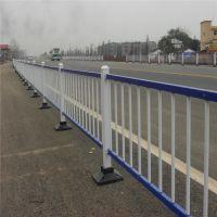 东三环绿化带护栏 道路交通隔离设施护栏 城市绿化建设围栏