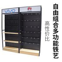潮品配件展示柜数码货架机加工节能