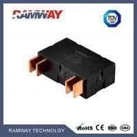 单双线圈双路继电器磁保持DS908G睿奕100A智能出口海外电表专用