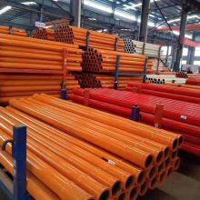 125高低压压泵管 混凝土输送管 现货供应