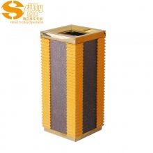 专业生产SITTY斯迪95.1040AJ木质垃圾桶/大堂垃圾桶/烟灰桶