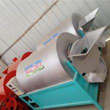 多功能不锈钢炒货机 全自动电加热炒板栗机 通用烘焙设备厂家直销