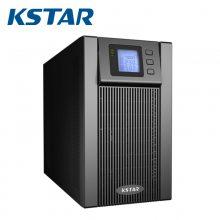科士达YDC9103H UPS不间断电源 在线式UPS3KVA 2400W外接蓄电池