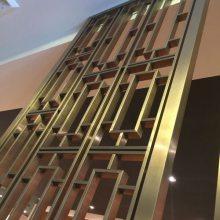 苏州家居装饰铝艺隔断屏风的价格