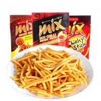 泰国原装进口批发 VFOODS MIX多种口味脆脆条30g 休闲食品