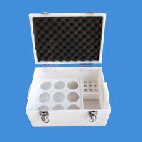 耐酸碱固定剂箱/新款采样箱,耐酸碱材料制作/实用性强,环保疾控