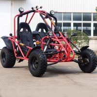 百一四轮沙滩摩托车150cc卡丁车成人双座中型山地越野钢管农夫车架钢管农夫沙滩车utv