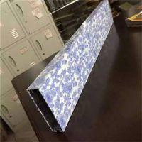 邢台造型铝方通装饰 木纹铝方通供应商