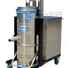 鸿昆清洁设备|凯德威工业吸尘器DL-7510B 吸铁球铁屑沙石大容量380V强力型吸尘器