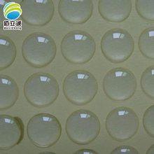 透明胶垫 自粘透明脚垫 防滑透明硅胶垫 厂家直销