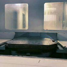 安装少用赔本出售二手【森精机NH8000DCG双工位卧式加工中心】二手加工中心BT50主轴 1度一分