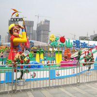 精工打造童星游乐花果山漂流中小型儿童游乐设备