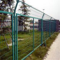济宁高速公路护栏网 框架护栏网 浸塑铁丝网大全