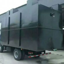 污水处理设备 一体化污水处理设备