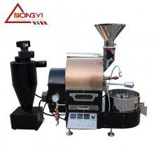 环保无烟小型咖啡烘焙机 国庆活动款咖啡烘焙机 秋季特卖1公斤咖啡烘焙机 南阳东亿