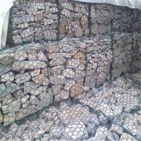 格宾石笼网 护岸绿滨垫 河床生态格网厂家