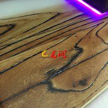 实木板木地板UV平板打印机 3d木纹印刷工艺
