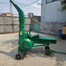 亚博国际真实吗机械 养牛羊专用铡草揉丝机 干湿两用玉米秸秆切段机 大型铡草机10吨青贮铡草揉丝机