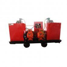 矿用注凝胶泵NJB2-80/2简介 移动式注凝胶装置