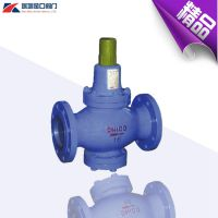 Y42X弹簧活塞式减压阀 水用铸钢活塞减压阀供应