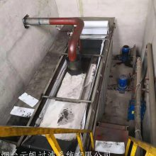 烟台RFGL厢式纸带式过滤水机