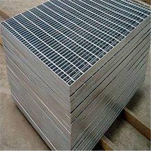 天津钢格板厂家 镀锌电厂平台钢格板 齿形防滑钢格栅