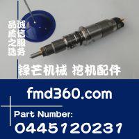 挖掘配件小松PC200-8喷油器6754-11-3011、6754113011,0445120231