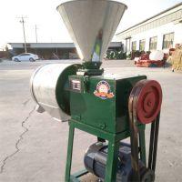 278锥形杂粮磨面机 五谷杂粮去皮磨面机 全自动小麦面粉机