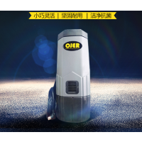 河北供应狭窄空间吸尘器 欧洁弈尔OJER VP-5肩背式吸尘机 楼道吸尘设备