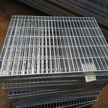 海唐专业生产热镀锌钢格板 插接钢格栅 烟台地沟盖板