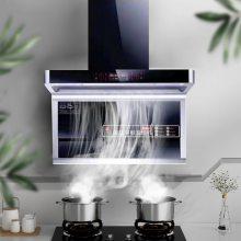 7字型直流变频油烟机家用厨房抽烟机侧吸式抽油烟机厂家批发