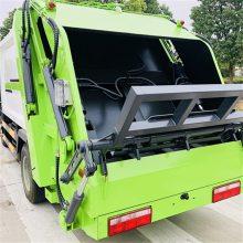 带雪铲带雪滚的重型环卫运输车 免购置税的环卫垃圾车生产