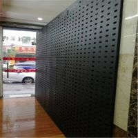 陶瓷展示架 木地板砖冲孔板价位 烟台市孔板厂家