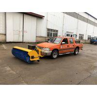 程力汽车厂家生产扫雪刷,除雪铲