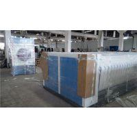 北京蒸气烫平机厂家,海杰蒸气式床单被套烫平机