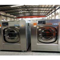 河南全自动工业洗衣机厂家,宾馆工业洗脱机批发,海杰100kg洗脱两用机厂家