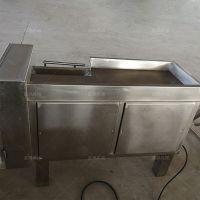 可调熟肉550型冻肉切丁机图片