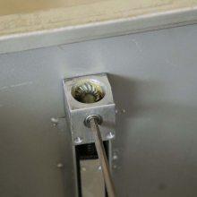 不锈钢料槽双面食槽 高强度不锈钢食槽 自动下料不锈钢食槽参数