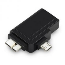 Micro USB3.0/2.0二合一OTG转接头三星小米手机平板连接线3.0OTG