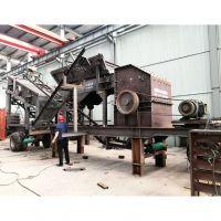 甘肃可移动的打沙机 小型移动制砂机 流动磨砂机生产厂家