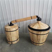 中型固液两用烤酒设备 品质优良 自动化五粮自动酿酒设备 家用液态不锈钢酿酒设备