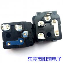 温州厂家供应ST-A01-004K保险丝电源插座