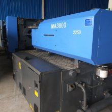 工厂转让二手注塑机 海天MA3800