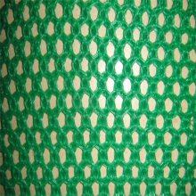 400克柔性防风网 绿色防尘墙 阻燃防风网