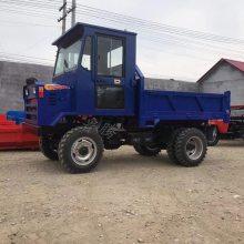 湖南永州祁阳简易棚柴油四不像规格 鲁腾生产销售四轮拖拉机 价格不高质量好农用四轮车